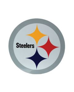 "Pittsburgh Steelers 12"" Logo Magnet"