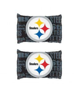 Pittsburgh Steelers Anthem Pillowcase Two-Pack