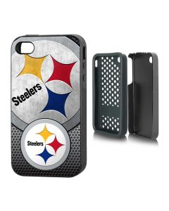 Pittsburgh Steelers iPhone 4/4S Rugged Two-Piece Case