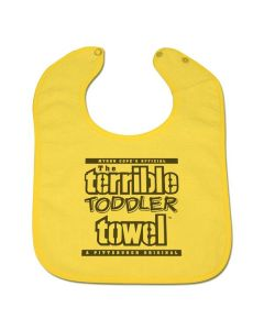 Pittsburgh Steelers Terrible Toddler Bib