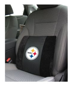 Pittsburgh Steelers Lumbar Seat Cushion