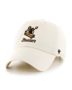 Pittsburgh Steelers '47 Throwback Beam CLEAN UP Hat