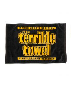 Pittsburgh Steelers Black Terrible Towel