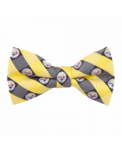Pittsburgh Steelers Check Bow Tie