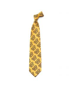 Pittsburgh Steelers Terrible Towel Gold Tie