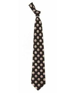 Pittsburgh Steelers Logo Repeat Tie