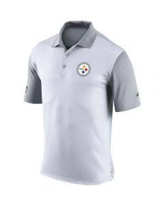 Pittsburgh Steelers Nike Coaches Preseason White Polo