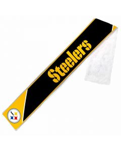 Pittsburgh Steelers Sherpa Scarf