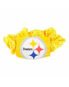Pittsburgh Steelers Gold Mesh Hair Twist