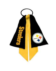 Pittsburgh Steelers Ponytail Holder