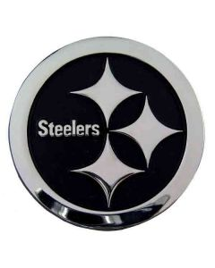 Pittsburgh Steelers Premium Metal Auto Emblem