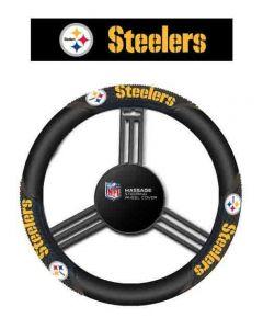 Pittsburgh Steelers Massage Steering Wheel Cover