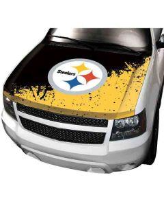 Pittsburgh Steelers Car Hood Cover