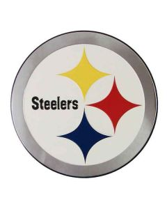 Pittsburgh Steelers 3-D Color Auto Emblem
