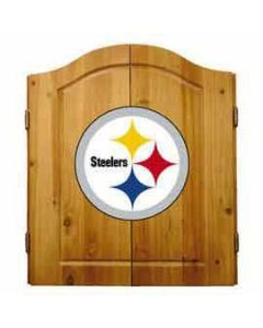 Pittsburgh Steelers Dart Cabinet
