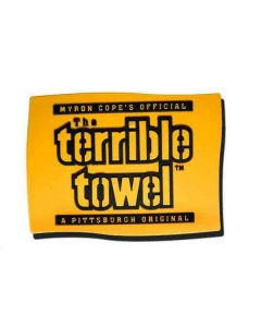 Pittsburgh Steelers Terrible Towel Refrigerator Magnet