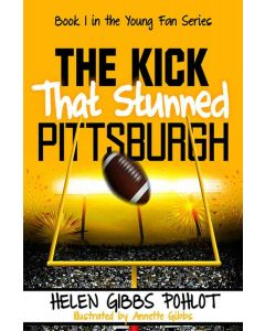 The Kick That Stunned Pittsburgh-Children's Book