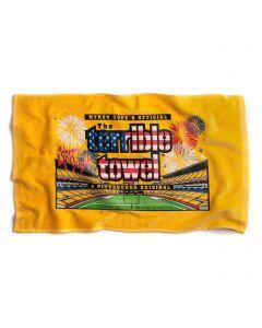 Pittsburgh Steelers 4th of July Terrible Towel