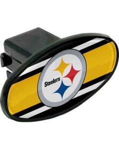 Pittsburgh Steelers Hitch Receivers - Super Stripe