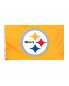 Pittsburgh Steelers 3' x 5' Gold Logo All Pro Flag