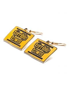 Pittsburgh Steelers Terrible Towel Earrings