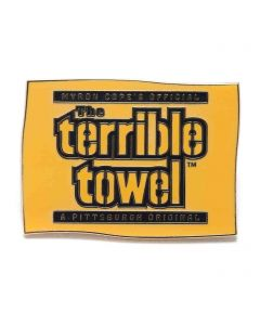Pittsburgh Steelers Terrible Towel Lapel Pin
