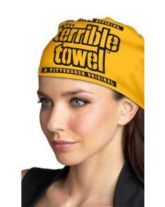 Pittsburgh Steelers Terrible Towel Bandana