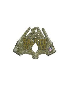 Pittsburgh Steelers Nike Salute to Service Vapor Knit Glove