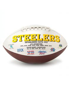 Pittsburgh Steelers Six Time Champs Signature Series Football