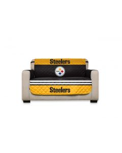 Pittsburgh Steelers Love Seat Protector