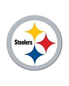 "Pittsburgh Steelers 8"" Logo Magnet"