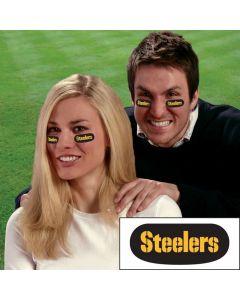 Pittsburgh Steelers Eye Black Strips
