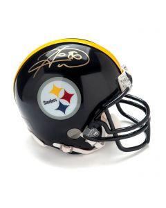 Pittsburgh Steelers #86 Hines Ward Autographed Riddell Mini Helmet