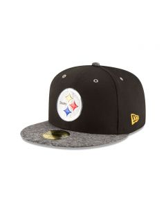 Pittsburgh Steelers New Era Players Draft 59FIFTY Low Crown Draft Hat