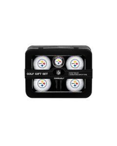 Pittsburgh Steelers Golf Set & Divot Tool Marker