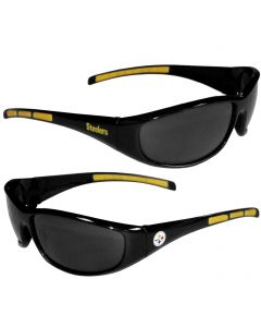 Pittsburgh Steelers Wrap Sunglasses