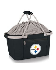 Pittsburgh Steelers Metro Collapsible Picnic/Cooler Basket