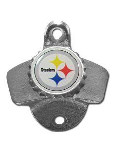 Pittsburgh Steelers Wall Mounted Bottle Opener