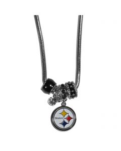 Pittsburgh Steelers Euro Necklace