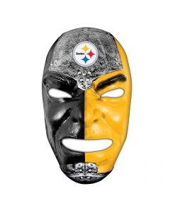 Pittsburgh Steelers Gameday Fan Face Mask