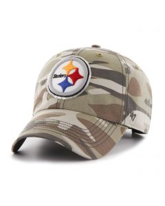 Pittsburgh Steelers '47 Women's Sparkle Camo Cap