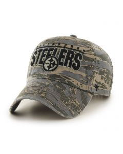 Pittsburgh Steelers '47 Chindit Camo Slouch Hat