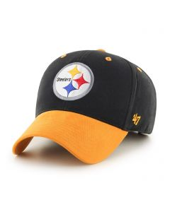 Pittsburgh Steelers '47 Fundamental 2-Tone MVP Cap
