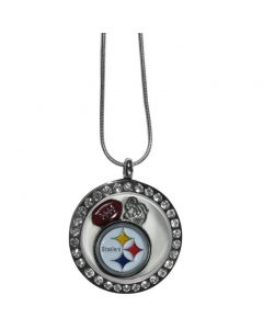 Pittsburgh Steelers Pendant Locket Necklace