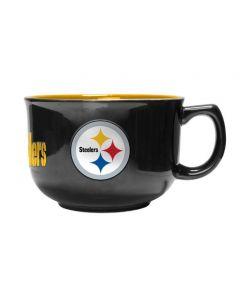 Pittsburgh Steelers Sculpted Bowl Mug