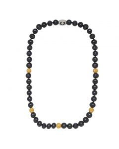 Pittsburgh Steelers Honora Pearls and Sparkles Necklace