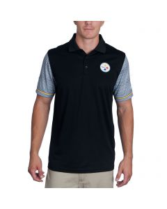 Pittsburgh Steelers Nike Early Season Black Polo