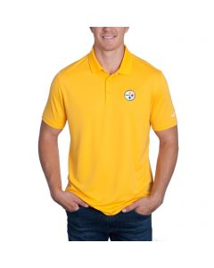 Pittsburgh Steelers Nike Golf Victory Solid Polo