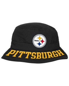 Pittsburgh Steelers Toddler Big Fan Bucket Cap