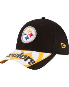 Pittsburgh Steelers New Era 9Forty Logo Scramble Cap